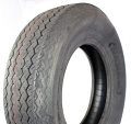 ST215/75D14 Bias Ply Nanco Trailer Tire Load Range C 6 Ply, 1870 lb Max Load