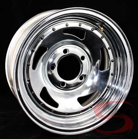 Rims on 14 Inch Chrome Blade Wheel 14 X 6 Chrome Blade Steel Trailer Wheel 5