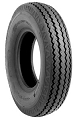 ST205/75D14 Towmaster Bias Ply Trailer Tire LRC, 1760 lb Max Load