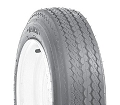 4.80-12 Nanco Bias Ply Trailer Tire Load Range C, 990 lb Max Load