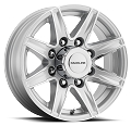 16x6 Stylus 810 Aluminum Trailer Wheel 8 on 6.5 Lug 810S-66080