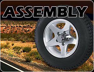 Trailer Wheels, Aluminum, Chrome, Steel and Galvanized Trailer Wheels