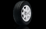 Shope Trailer Wheel and Tire Assemblies