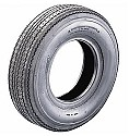 5.30-12 Super Trail Bias Ply Trailer Tire Load Range D, 1085 lb Max Load