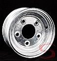8x3.75 Galvanized Trailer Wheel 5 Lug, 1075 lb Max Load