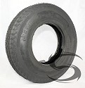 4.80-8 Bias Ply Super Trail Special Trailer Tire Load Range B, 590 lb Max Load