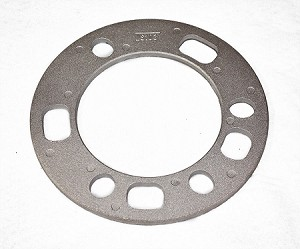 Mr. Lugnut C7103B 5 on 5 1/2 and 6 on 5 1/2 Hole Wheel Spacer (Not for 5 on 4.50 or 5 on 5)