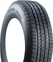 ST225/75R15 Carlisle Radial Trailer Tire LRE, 2830 lb Capacity