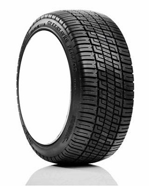 205/50-10 Greensaver Plus Golf Cart Tire, Bias Ply #G1004