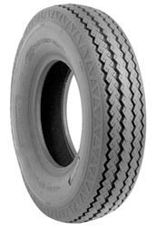 ST205/75D15 Towmaster Bias Ply Trailer Tire (F78-15) LRC,1820 lb Max Load