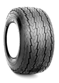 20.5 x 8-10 Tow-Master Special Trailer Bias Tire Load Range D, 1330 lb Max Load