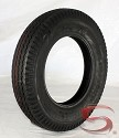4.80-12 Towmaster Bias Ply Trailer Tire LRC, 990 lb Max Load
