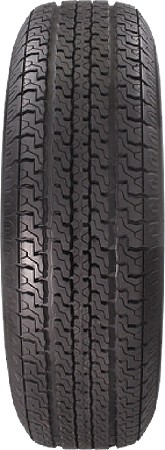 ST235/80R16 Tow-Master SS Radial Trailer Tire LR E, 3500 lb Max Load