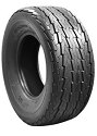 20.5 x 8-10 Nanco N-699 High Speed Trailer Tire Load Range C, 1105 lb Max Load
