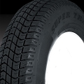 4.80-12 Tread Star Bias Ply Trailer Tire, Load Range C 990 lb Max Load