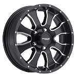 Black Trailer Wheels
