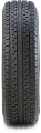 ST205/75R14 HERCULES POWER ST2 Radial Trailer Tire LRC, 1760 lb Max Load 94750