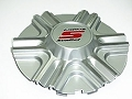 Trailer Wheel Center Cap #S1050-156S for Sendel 15 in (6 lug only) #T05 Trailer Rim