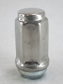 1/2-20 in Stainless Steel Capped Acorn Trailer Wheel Lug Nut with Right Hand Threads  3004ST