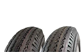 4.80-12 TreadStar Bias Ply Trailer Tire, Load Range C