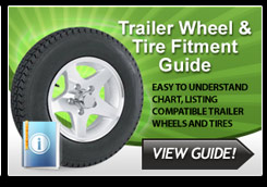 Trailer Rim and Tire Fitment Guide
