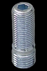 "TRAILER WHEEL STUD, 1/2"" X 20"