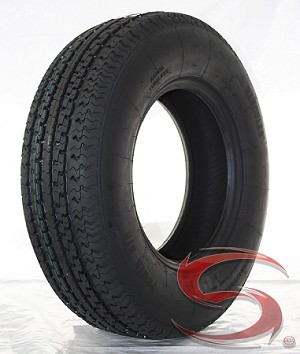 ST235/85R16 LR F Hercules Power ST2 Trailer Tire 3960 lb Max Load