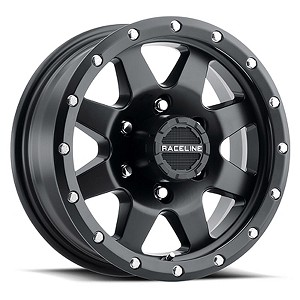 16x6 Defender 935B Aluminum Trailer Wheel 6x5.5