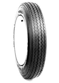 4.80-8 Bias Ply Nanco N-205 Trailer Tire Load Range C, 745 lb Max Load