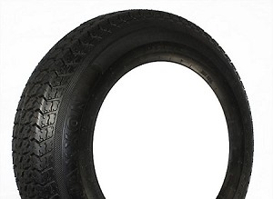 ST205/75D15 Jaxxon Bias Play Trailer Tire LR C, 1820 lb Max Load