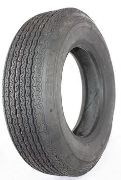 ST185/80D13 LR D Towmaster Bias Ply Trailer Tire LRD, 1660 lb Max Load