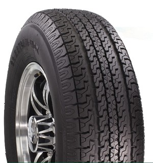 ST175/80R13 Tow-Master Radial Trailer Tire Load Range C